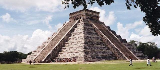 Centro ceremonial Chichén Itzá, Yucatán