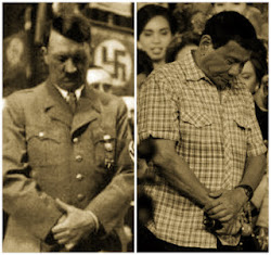 Duterte (Like Hitler) Supported by Moral Leaders -Spokesman