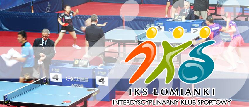 🥇 IKS Łomianki - Interdyscyplinarny Klub Sportowy