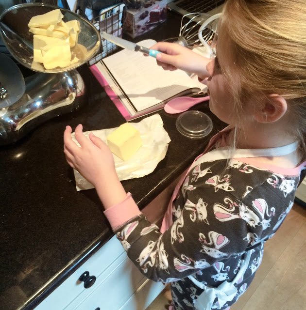 Meryn baking