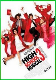 High School Musical 3 | 3gp/Mp4/DVDRip Latino HD Mega