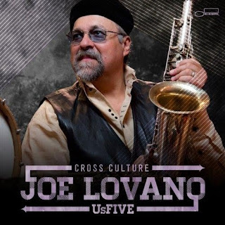 JOE LOVANO:  CROSS CULTURE