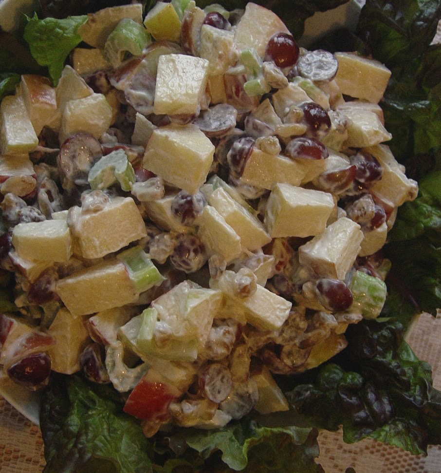 Waldorf Salad | Food | Pinterest