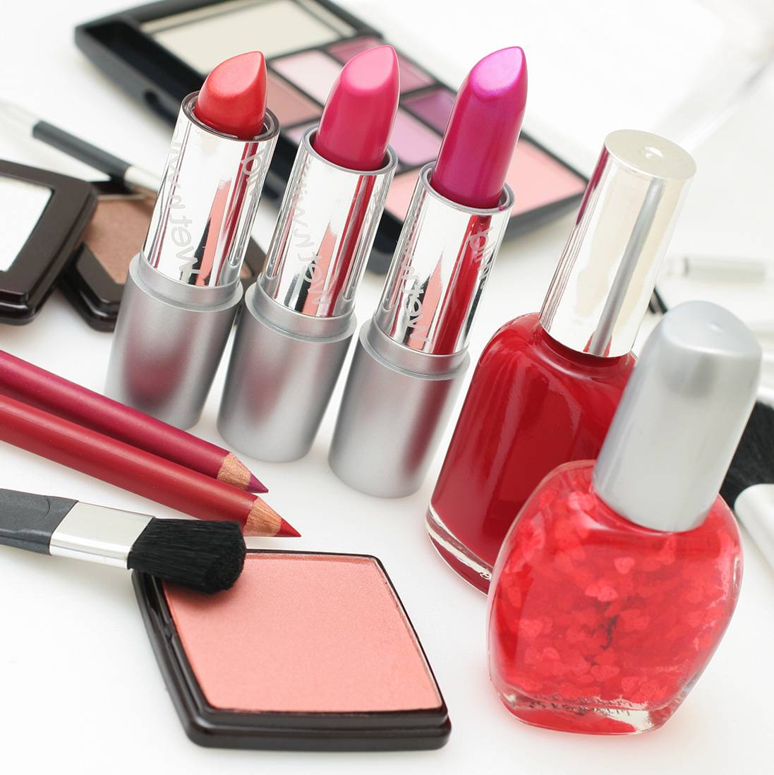 top 14 cosmetic brands