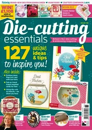 Published in Die-Cutting Essentials Issue 36