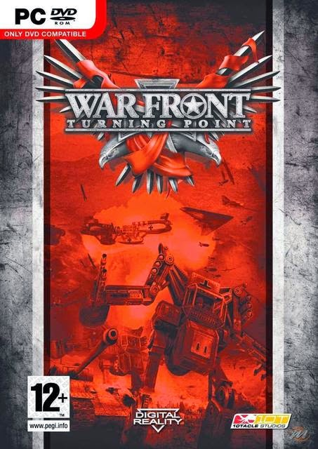 Download War Front: Turning Point For PC Full Version