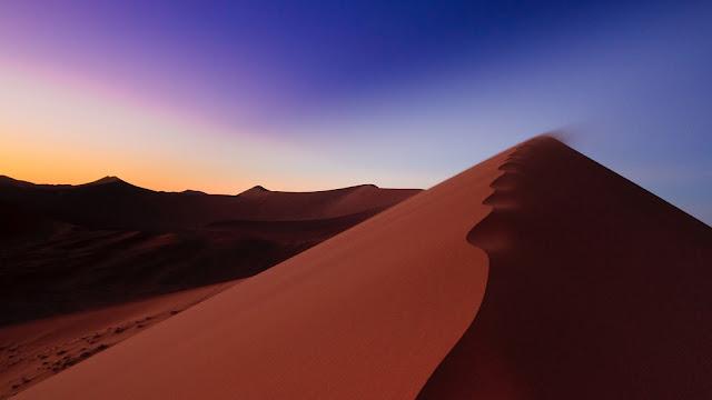 Desert Sands Pyramid