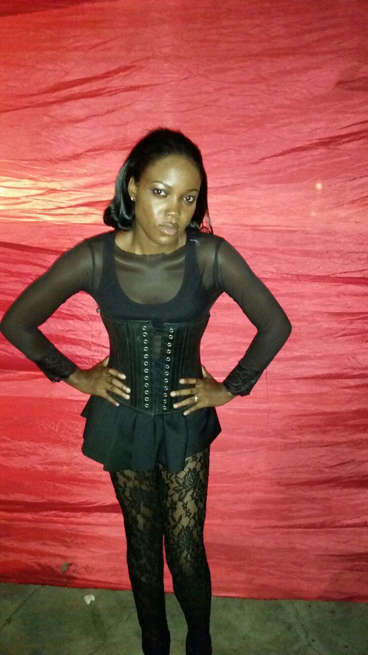 East Kingston Fashion Show Backstage