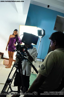 Fallon Michelle Making Of obe ruwa Music Video