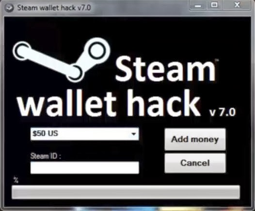 How to hack steam wallet hack money adder unlimited free for Home design unlimited money