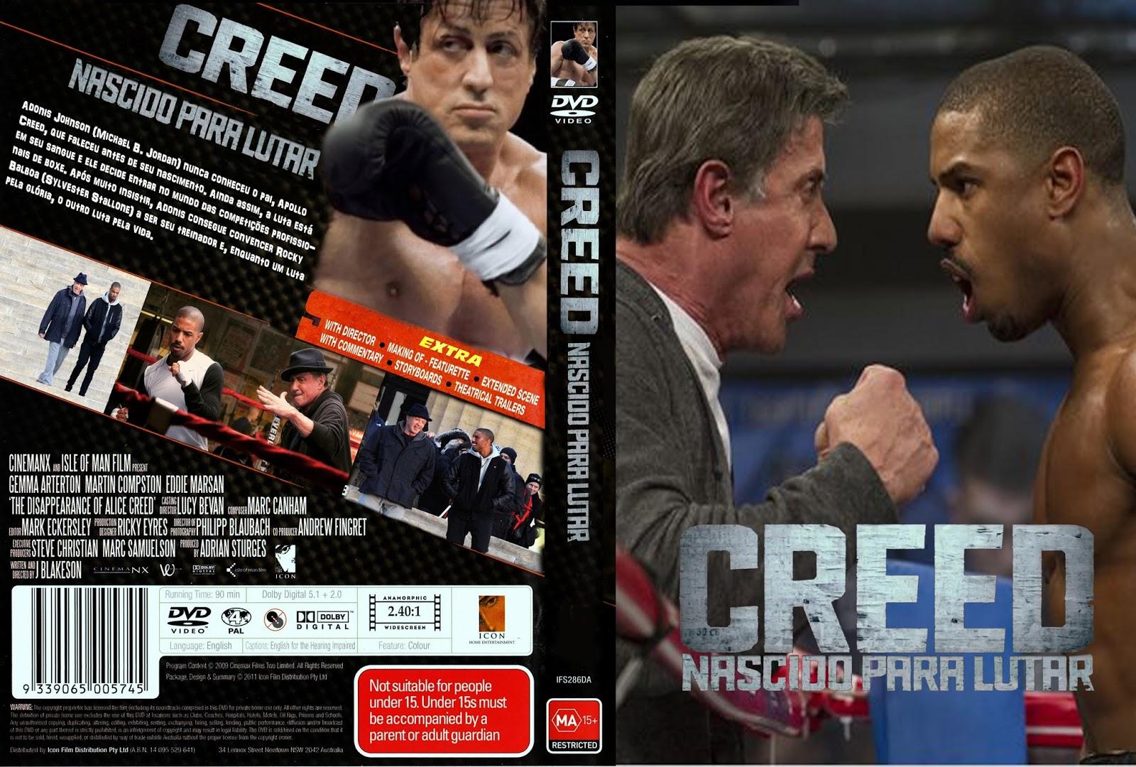 Creed Nascido Para Lutar BDRip XviD Dual Áudio Creed 2BNascido 2Bpara 2BLutar 2B 25282015 2529