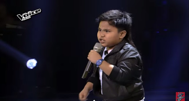 Lance Kharl Macalinao The Voice Kids