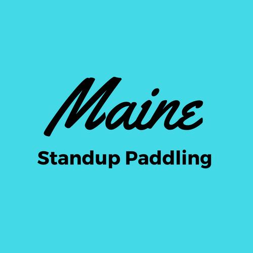 Maine Standup Paddling