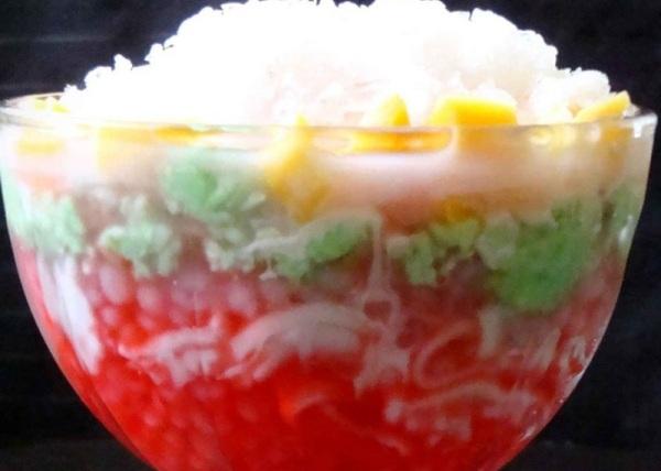 Resep Dan Cara membuat Es Serut Buah