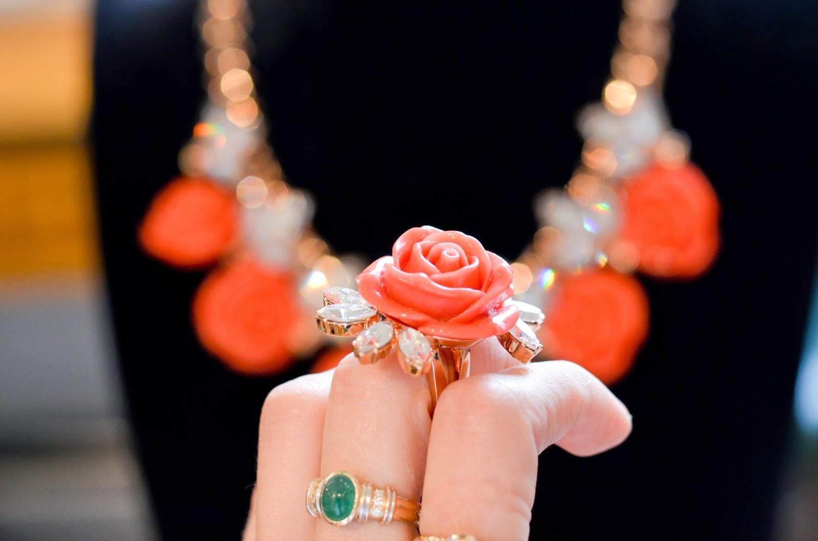 London Fashion Week Designer Showrooms fine jewellery