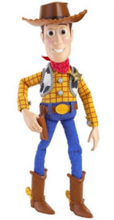 An 11 inch Woody