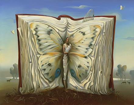 vladimir-peintre-surrealiste+Book+of+Boo