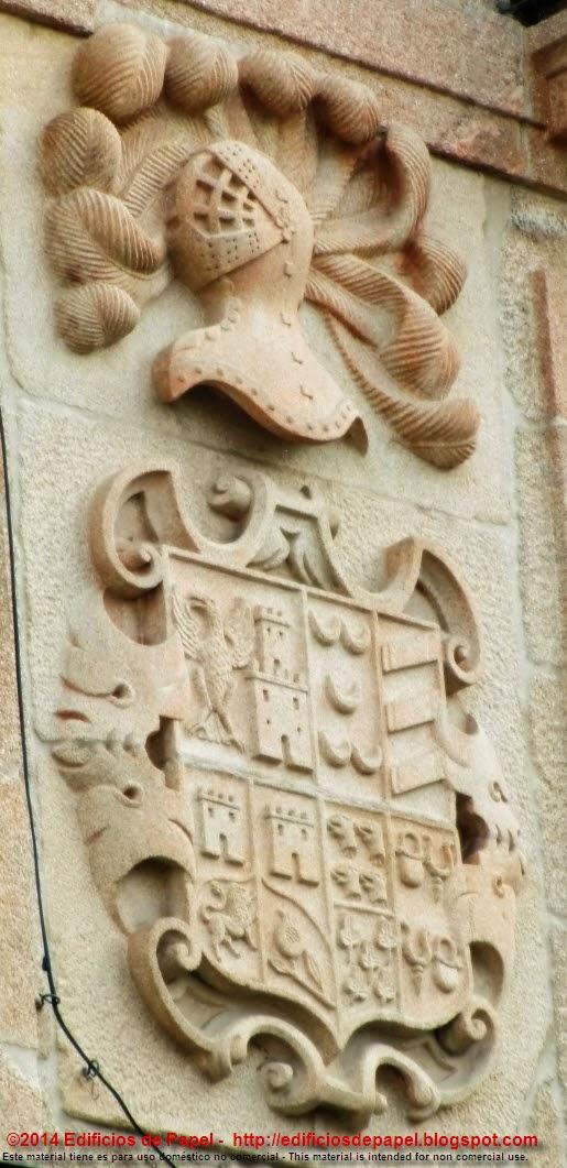 Escudos en Ourense