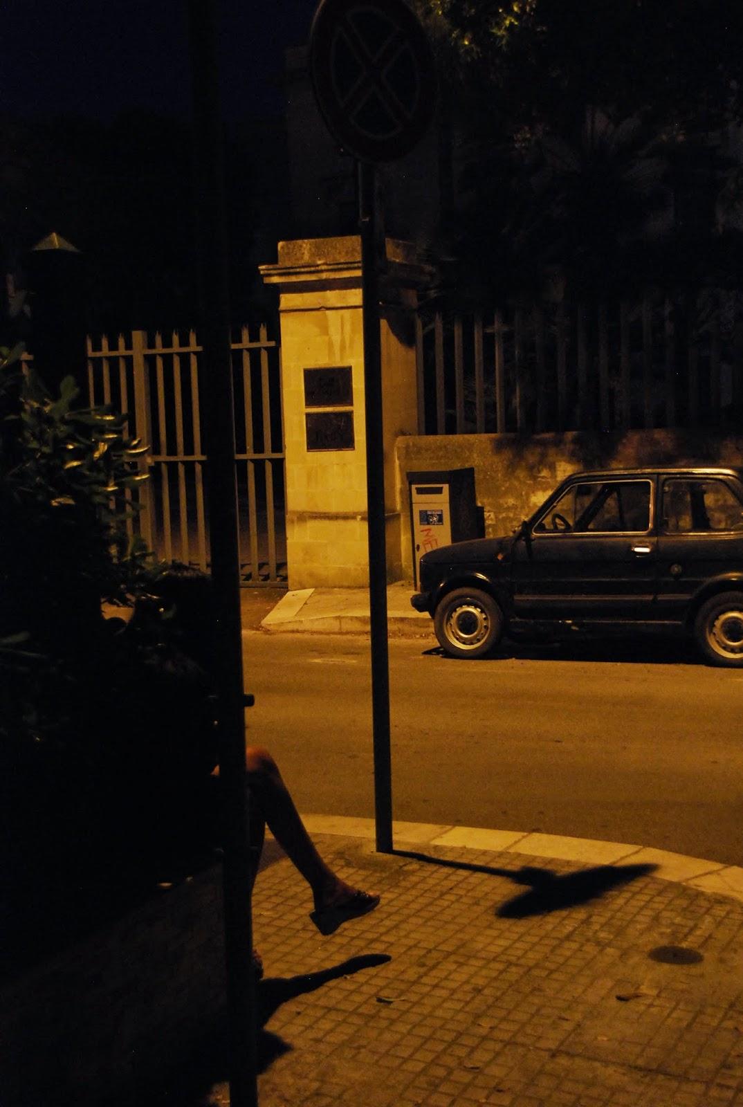 Lecce prostituée réverbère