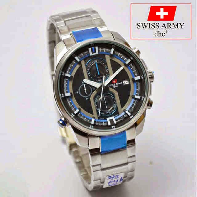 Swiss Army SA 273 SS Original hitam