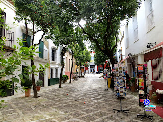 Sevilla - Santa Cruz - Barreduela de la Plaza de la Alianza