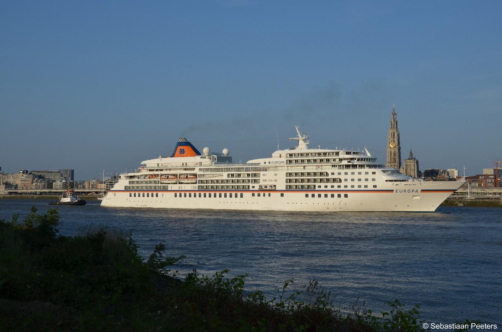 Cruiseschepen in antwerpen europa in antwerpen europa 39 s beste - Beste architektur uni europa ...