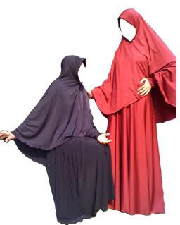 Trend Jilbab 2013 - Kreasi jilbab syar'i