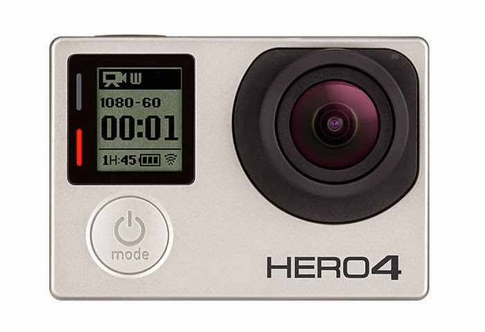 Leaked Specs and Images of GoPro Hero 4