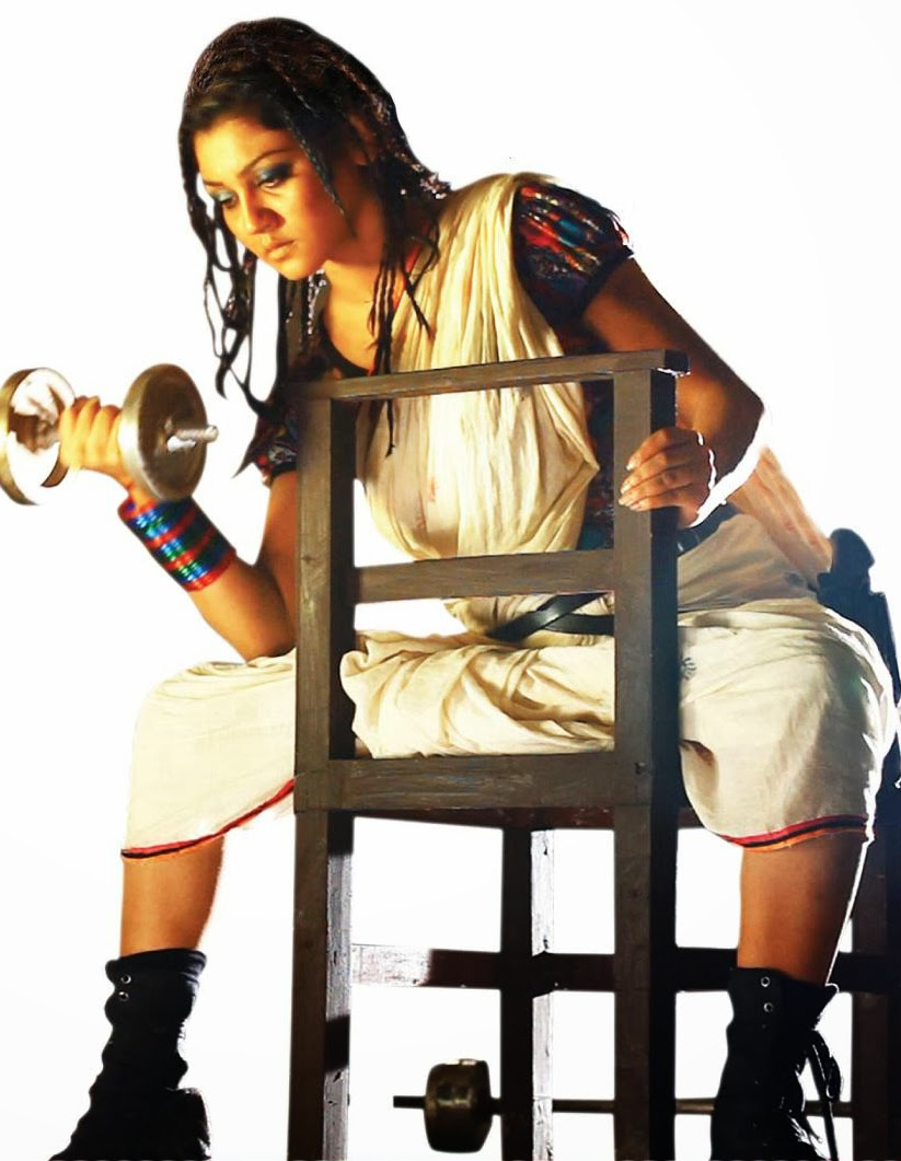 Joya Ahsan in Bangla Movie Parle Theka