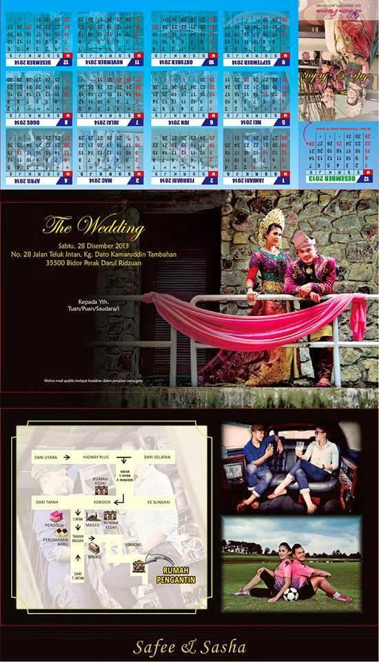 Gambar- Safee Sali Bakal Berkahwin Wanita Indonesia 28 Disember Ini