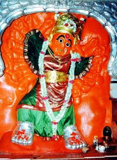 Saptashrungi Devi of Vani Nashik Road