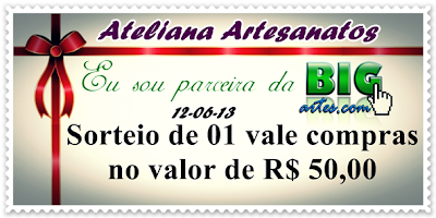 12/06 - Ateliana Artesanatos