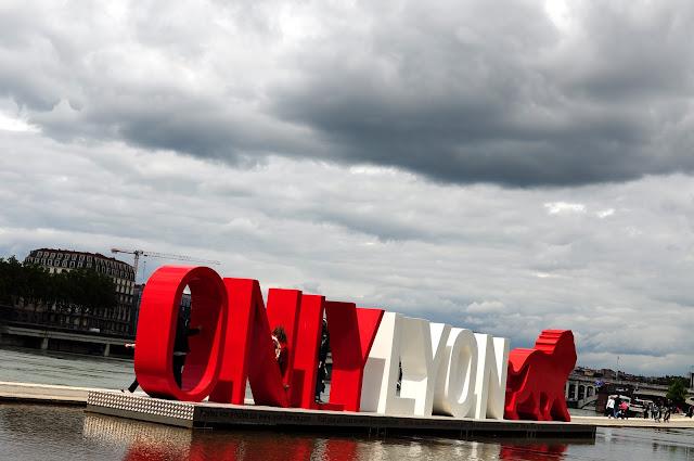 Lyon letres visiter