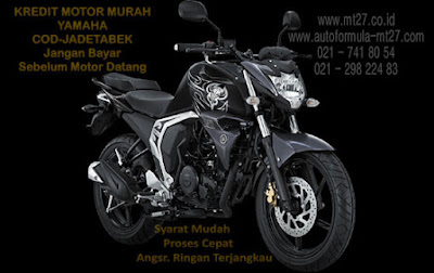 Yamaha Byson Fi # Hitam