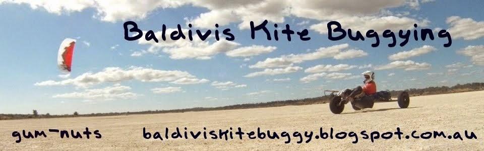 Baldivis Kite Buggying
