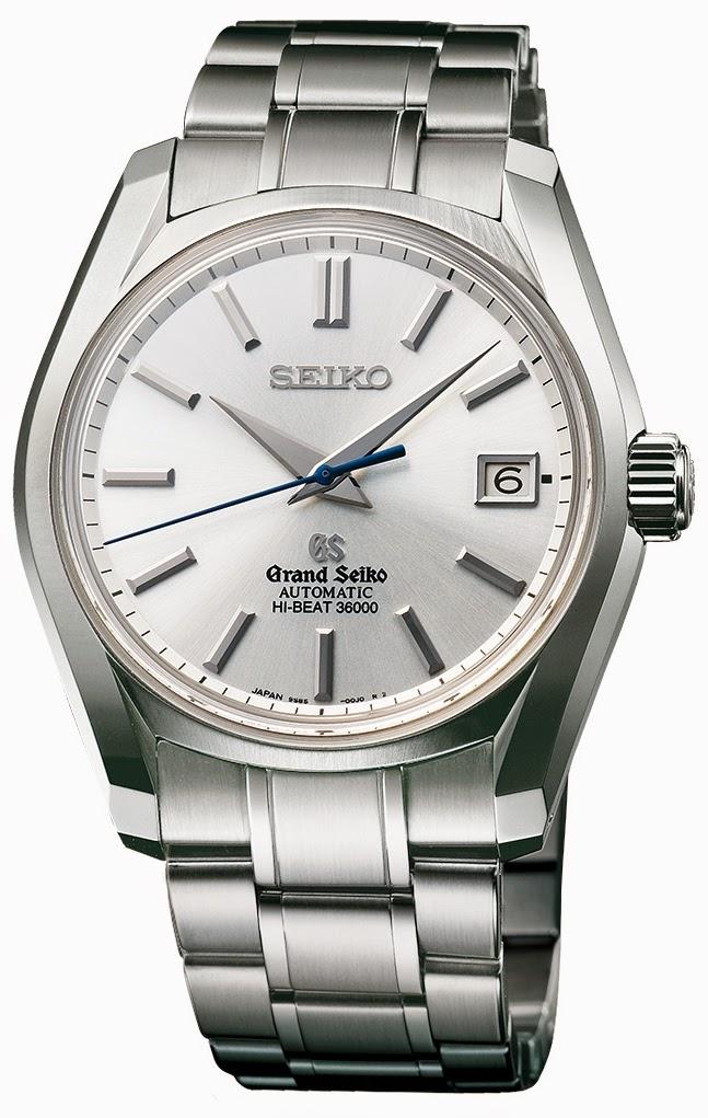 Montre Grand Seiko 62GS Diashock référence SBGH037