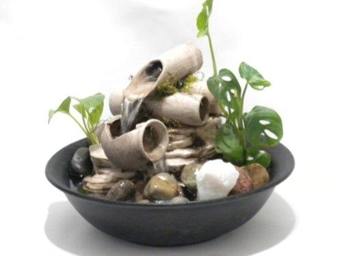 motor propulsor del agua u piedras pueden variar su tamao u cuarzo blanco energizante gratis u medida del cuenco cm aprox
