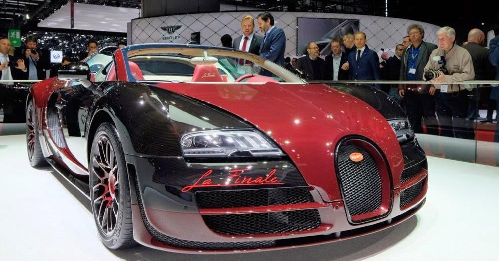 limousines geneva 2015 bugatti bids farewell to veyron with one off la fina. Black Bedroom Furniture Sets. Home Design Ideas