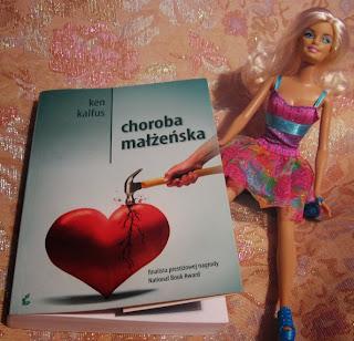 okładka książki Choroba małżeńska