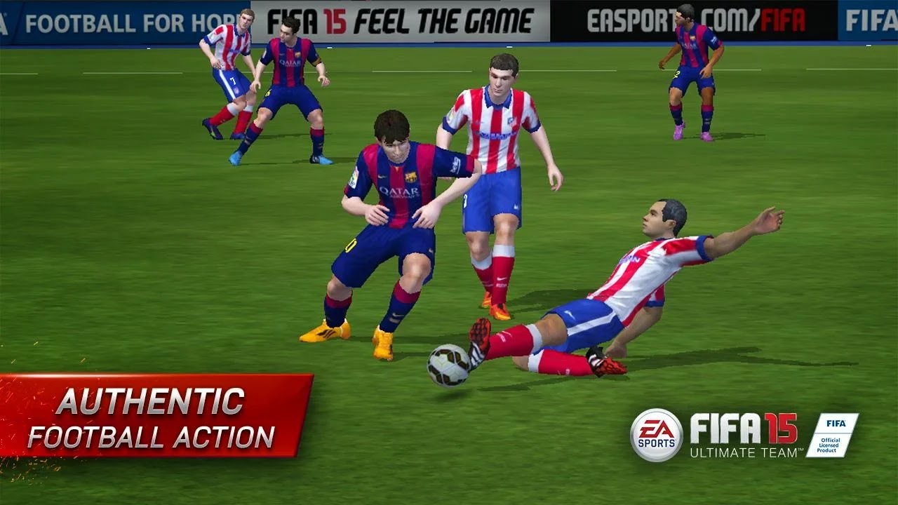 FIFA 15 Ultimate Team v1.3.2