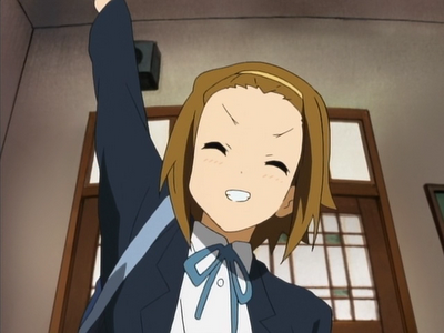 K On Ritsu Anime! ^.^: K-on! Tainaka Ritsu