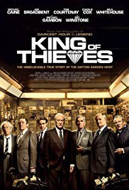 King of Thieves 2018 Eng HDRip 480p 300Mb x264
