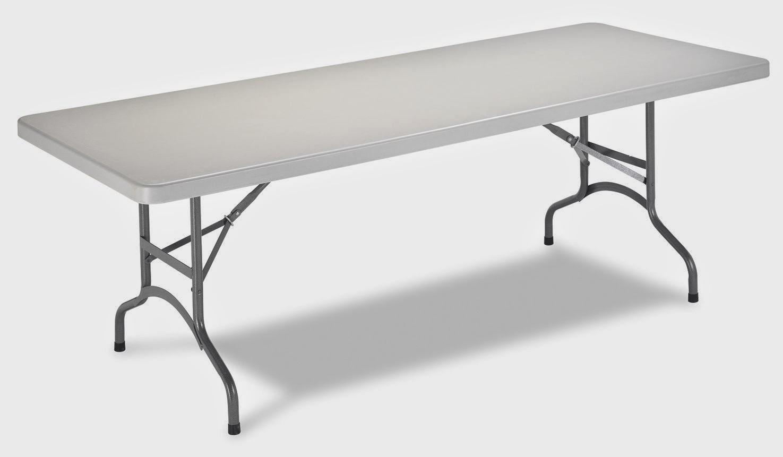 Alquiler de carpas sillas y mesas en granada mesas for Mesa 8 comensales