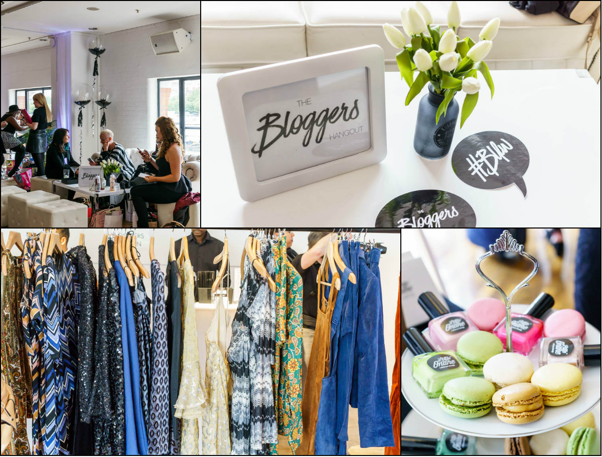 Bloggers London Fashion Week #BLFW 2015 OXO Tower Bloggers Hangout