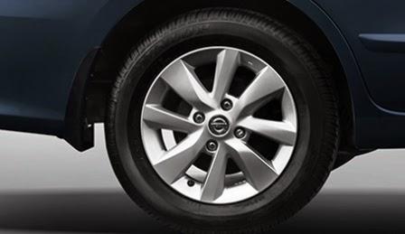 Velg Mobil Nissan Livina