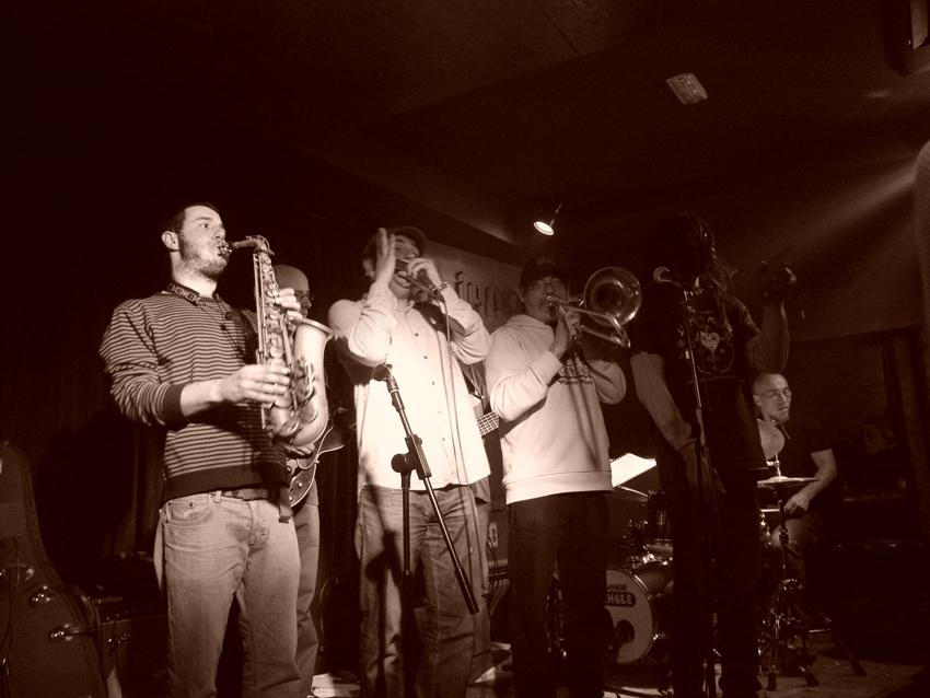 jazz club madrid: