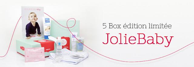10 box JolieBox
