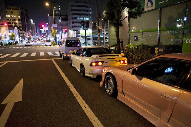 Nissan 180SX japoński sportowy samochód
