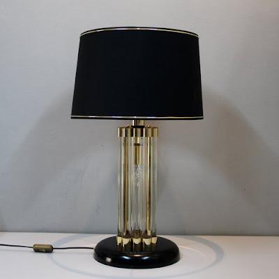 lámpara de sobremesa de los años 70