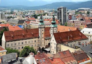 """Fragment powieści """"Tajemnica Czternastej Bramy"""" Rozdział 48 Okolice Klagenfurtu. Austria"""